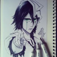 Ulquiorra from Bleach by MasteringAnime