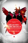 Tour Poster Thirty Seconds To Mars by lovelives4ever