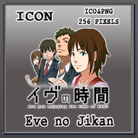 Eve no Jikan Icon by Myk-2103