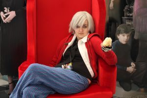 Prussia- that sexy red chair by BlueNightGiGi