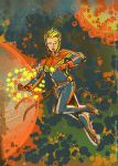 Captain Marvel by TheCosmicBeholder