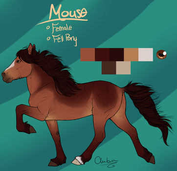 Mouse- Temporary Reference by ThatTroubledFennec