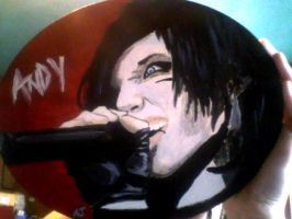 Andy Biersack by ViolentPajamas