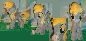 Derpy Hooves - Ditzy Doo Plush by My-Little-Plush