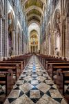 Almudena Cathedral Madrid by hessbeck-fotografix