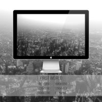First World Wallpaper Pack by KHKreations
