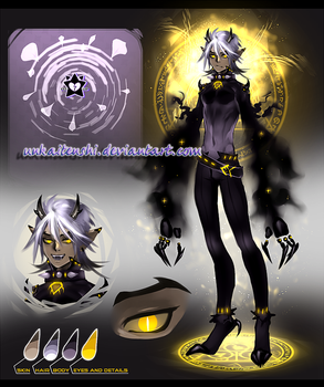 Shadow Demon adoptable [CLOSED] by Expie-OC
