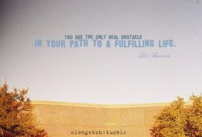 Fulifilling Life by clongetch