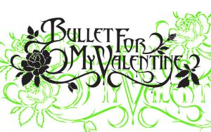 Bullet For My Valentine Wall by NinjaMaster13