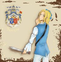 APH: Young France by Tayo-kun