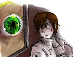 Attack on titan was viral when i did this one by Blurblublur