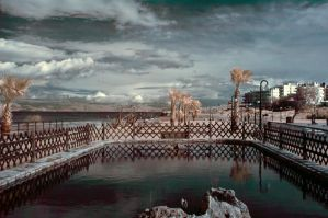 Rafina Park by agelisgeo