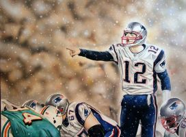 Tom Brady by Retrodan16
