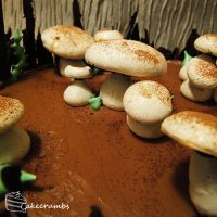 Fundraising: Gateau Foresteire by cakecrumbs