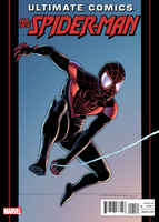 Ultimate Spider-man by J-Skipper