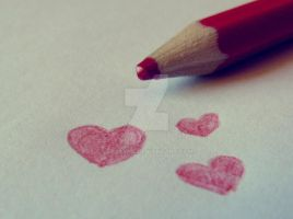 Little hearts. by byjayme
