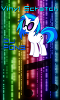 DJ PON3 Win7 Phone BG by TecknoJock