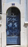 side entrance in blue by Pippa-pppx