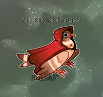 Oct 29 - Red Riding Hood Marzipan (CLOSED) by xAerisx