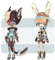 sketch adopts [ closed ] by ButterflyBandit