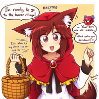 Undercover by miwol