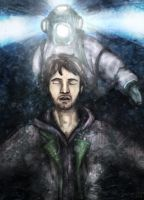Let the light come (Alan Wake) by SeaCat2401