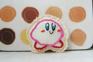 Epic Yarn Kirby plush by TuthFairy