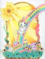 + Happy Easter + by Glittercandy