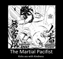 Martial Pacifist by neogoki