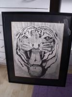 Tiger NOT DRAWN BY ME by LeoSandra85