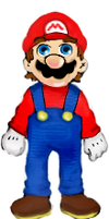 Super Mario 128 Collab Entry by BonnyJohn