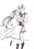 Let Me Be Your Wings by Violet--Gypsy