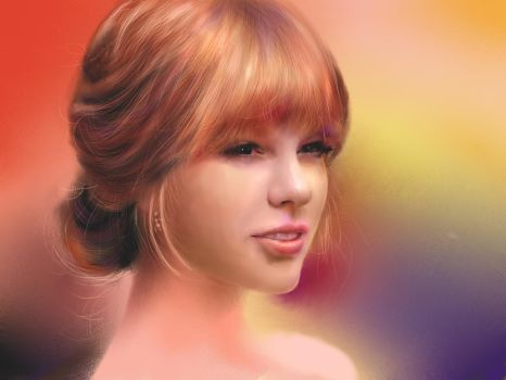 Taylor Swift by fantafiction
