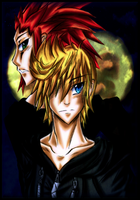 .: KH - Turn About :. by xUnlucky-13
