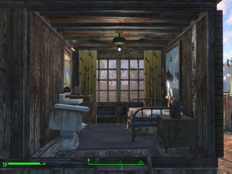 Fallout 4: Interior redesign by WarMocK