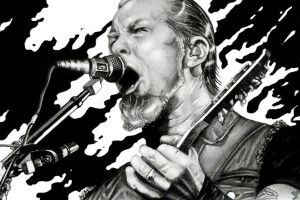 James hetfield by TatyZ