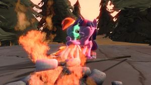 Camping In The Sunset by TheDeadPlayersAlbums