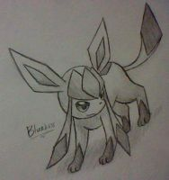 Glaceon 9 by Bluekiss131