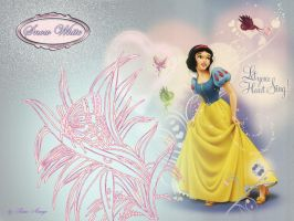 Snow White by Reme-Arroyo