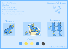 Ref for Jaime by Satuka