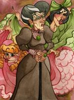 La Famille Tremaine by JoJo-Seames