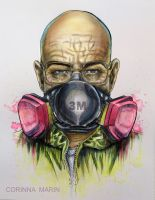 Walter White by Miimochi