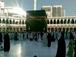 mecca by Stormourner