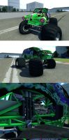 Grave digger in Slr by SlrFanboy