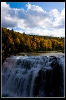 Letchworth State Park VIII by Camasii