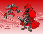 Coca Cola Robots by The-Pervy-Sage
