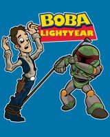 Boba Lightyear by Ape74
