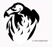 Tribal Vulture - Final by The-Undead-Poet