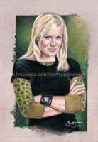Veronica Mars by scotty309