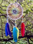 Rainbow Dream Catcher by DreamsDimension